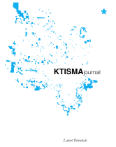 Ktisma journal 3